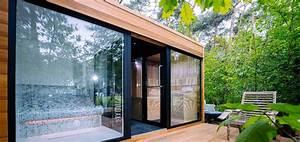 Sauna Für Garten : sauna infrarotkabine dampfsauna von optirelax ~ Buech-reservation.com Haus und Dekorationen