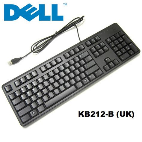 Dell Keyboard Hwrd Usb Computer
