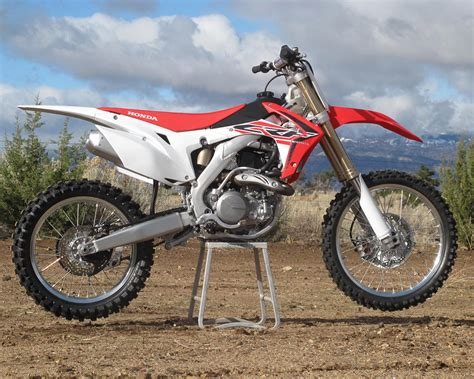 honda crf 2015 honda crf 450 dirt bike test