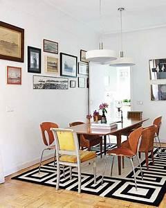 Chaise Table A Manger : tables salle a manger chaises depareillees en bois ~ Teatrodelosmanantiales.com Idées de Décoration