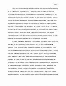 about myself essay for students