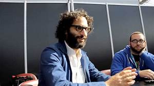 Jason Mantzoukas (Rafi from The League) Interview at NYCC ...