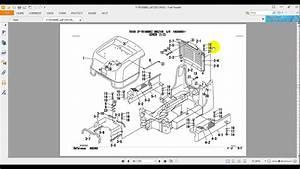 Takeuchi Excavator Tb108 Parts Manual 2