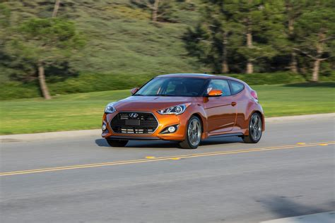 Users ranked 2016 hyundai veloster against other cars which they drove/owned. 2016 Hyundai Veloster Turbo Rally Edition Review