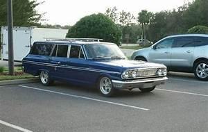1964 Fairlane 500 Ranch Wagon