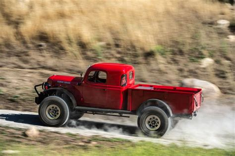 Legacy Power Wagon Extended Conversion Dodge