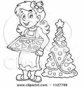 Free Christmas Baking Clipart (54+)