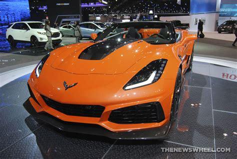 2019 Looks Good For The Chevy Corvette Zr1
