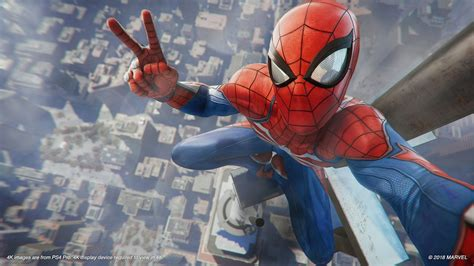 Review Marvel's Spiderman For The Ps4 Is The Greatest
