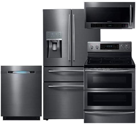 Samsung 602597 Kitchen Appliance Packages   Appliances
