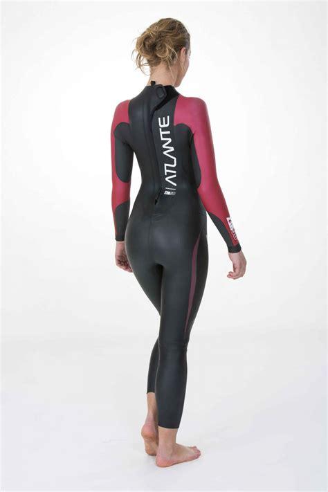 Z3R0D - Atlante wetsuit woman for Triathlon