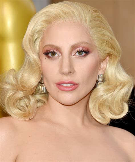 Lady Gaga's Best Beauty Moments Instylecom