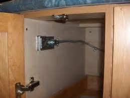 what box to use for a cabinet outlet?   DoItYourself.com