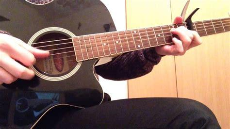 Carrie & Lowell - Sufjan Stevens | Guitar cover - YouTube