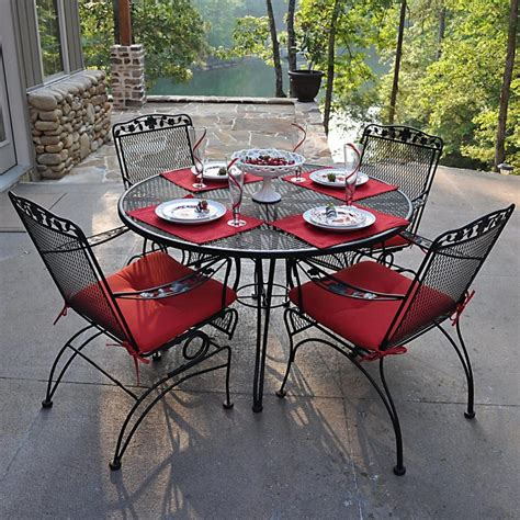 chaise fer forge furniture wrought iron garden table and chairs wrought