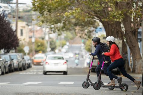 Lyft Launches Dc E-scooter Initiative, Its First On The