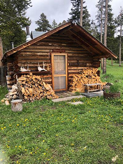 I suggest using inexpensive coffee like folgers coffee. Crevice Mountain Lodge ~ Cabins near Yellowstone National Park