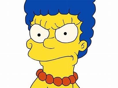 Marge Simpson Deviantart Annoyed Bart Homer Transparent