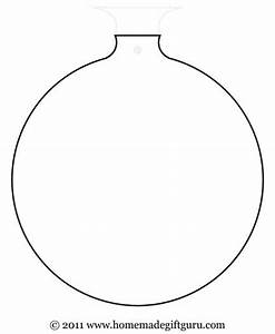 7 Best Images of Printable Christmas Ornament Templates ...