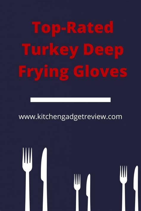 turkey gloves glove fryer