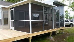 Screen Porch For Mobile Home Archives