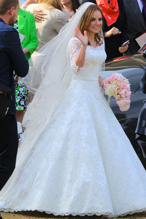 top  celebrity wedding dresses