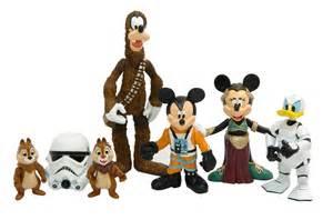 Star Wars Disney Figures