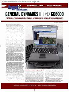 Download Free Pdf For Itronix Gobook Vr