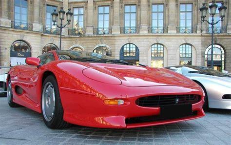 Jaguar x1220 (With images) | Jaguar xj220, Jaguar, Car