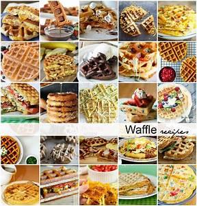 Waffle Recipes - The Idea Room
