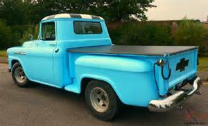 1958 Chevy Apache Pick Up Truck