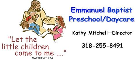 child care centers in ruston la ruston preschools 647   logo Emmanuel Preschool