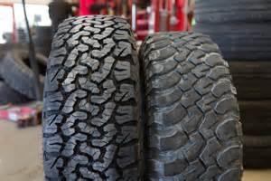 BFG KO2 All Terrain Tires