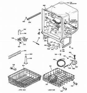 Hotpoint Dishwasher Body Parts