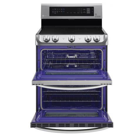 lg ldest  electric range   clean convection   glass burners payless appliances