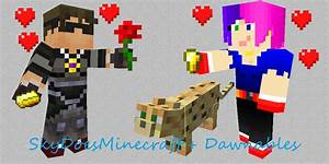 SkyDoesMinecraft and Dawnables by browr98 on DeviantArt
