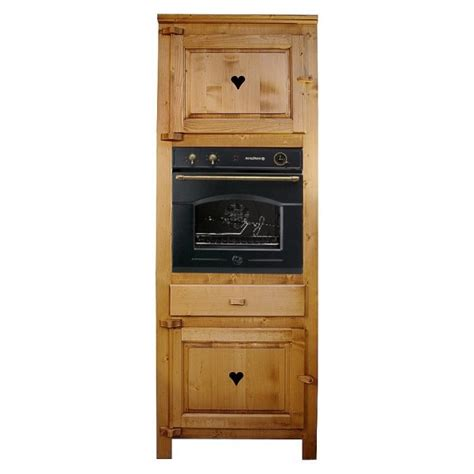 meuble cuisine four encastrable meuble de cuisine pour four encastrable maison design
