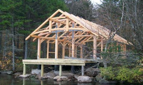 timber frame cabin small timber frame cabin kits small post and beam cabins