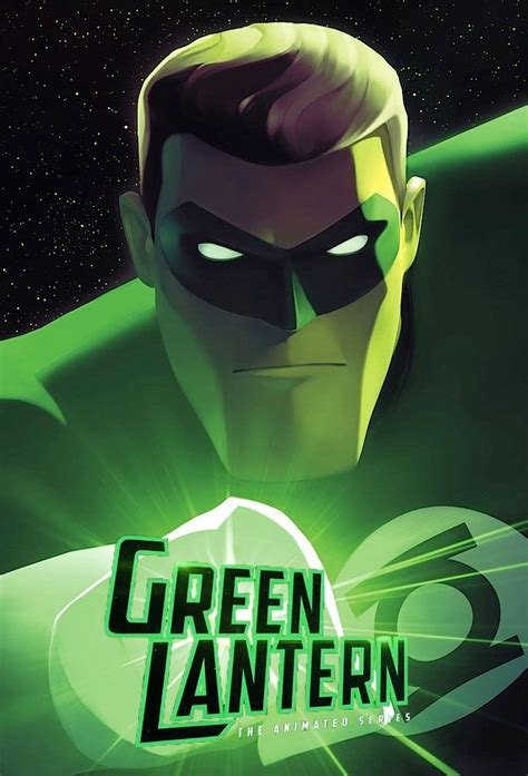 green lantern the animated series s 233 rie 2011 senscritique