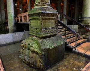 Visiting The Basilica Cistern, Istanbul • Turkey's For Life