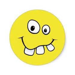Big Goofy Smiley-Face