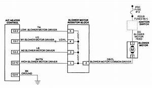 Blower Motor Problem