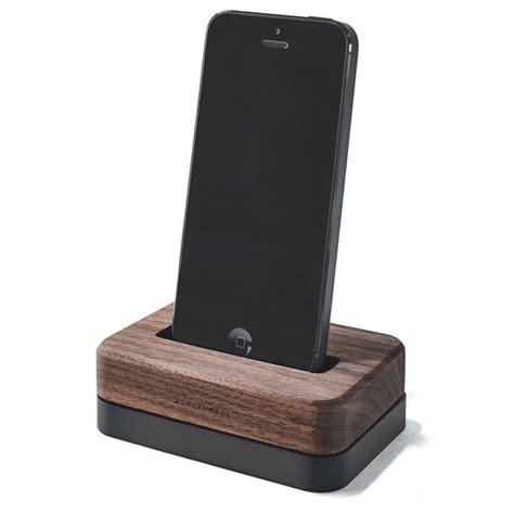 iphone dock walnut iphone dock