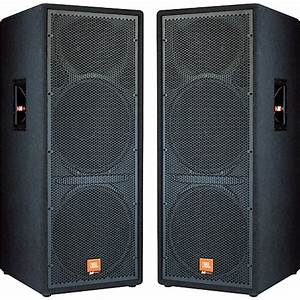 Jbl Sound System : jbl mpro mp225 speaker system pair musician 39 s friend ~ Kayakingforconservation.com Haus und Dekorationen