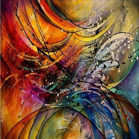 gambar abstrak keren