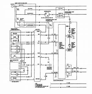 Speaker Wiring Diagrams 2006 Honda Cr V