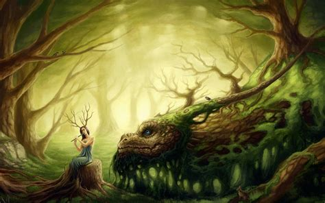 Fantasy Art Backgrounds (79+ Images