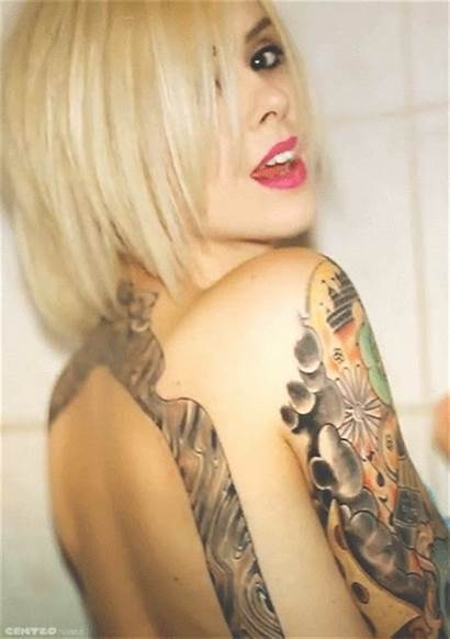 Tattoos Gifs Nett Alysha Exelente Tatuaje Viernes