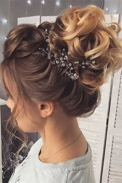 sophisticated prom hair updos wedding hair prom