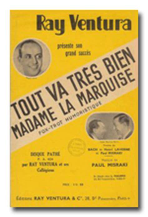 ecom 233 rages tout va tr 232 s bien madame la marquise le des daubasses premier site